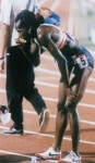 sports induced asthma - jackie Joyner Kersee