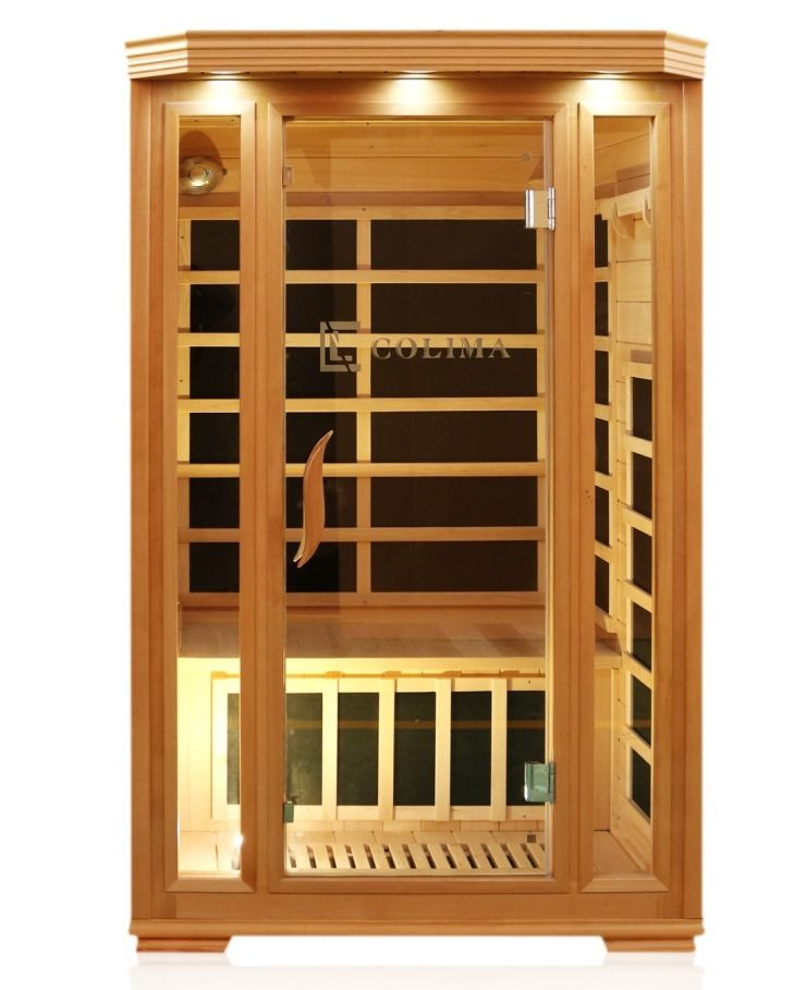 infrared sauna benefits elite fitness. Black Bedroom Furniture Sets. Home Design Ideas
