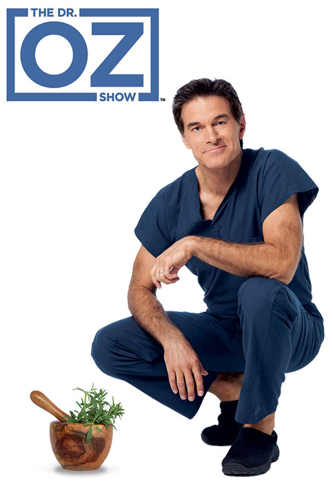 dr oz supplements