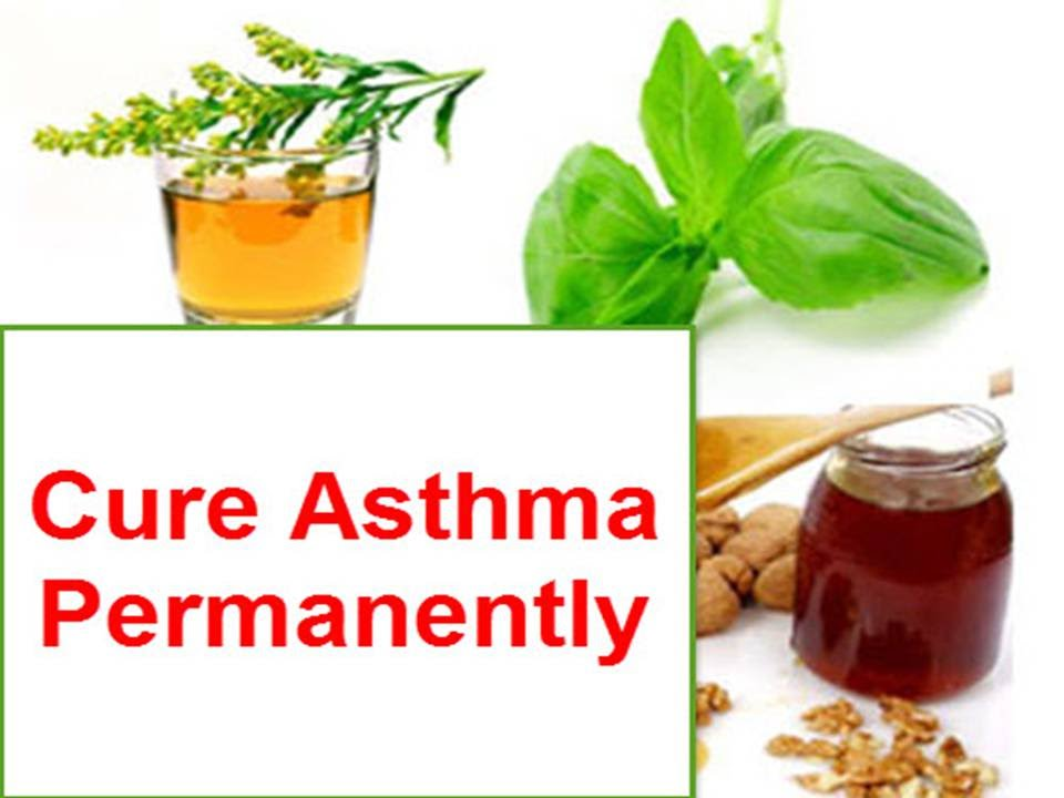cure for asthma