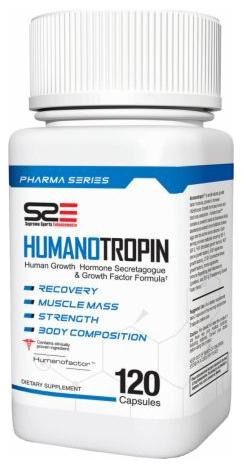humanotropin